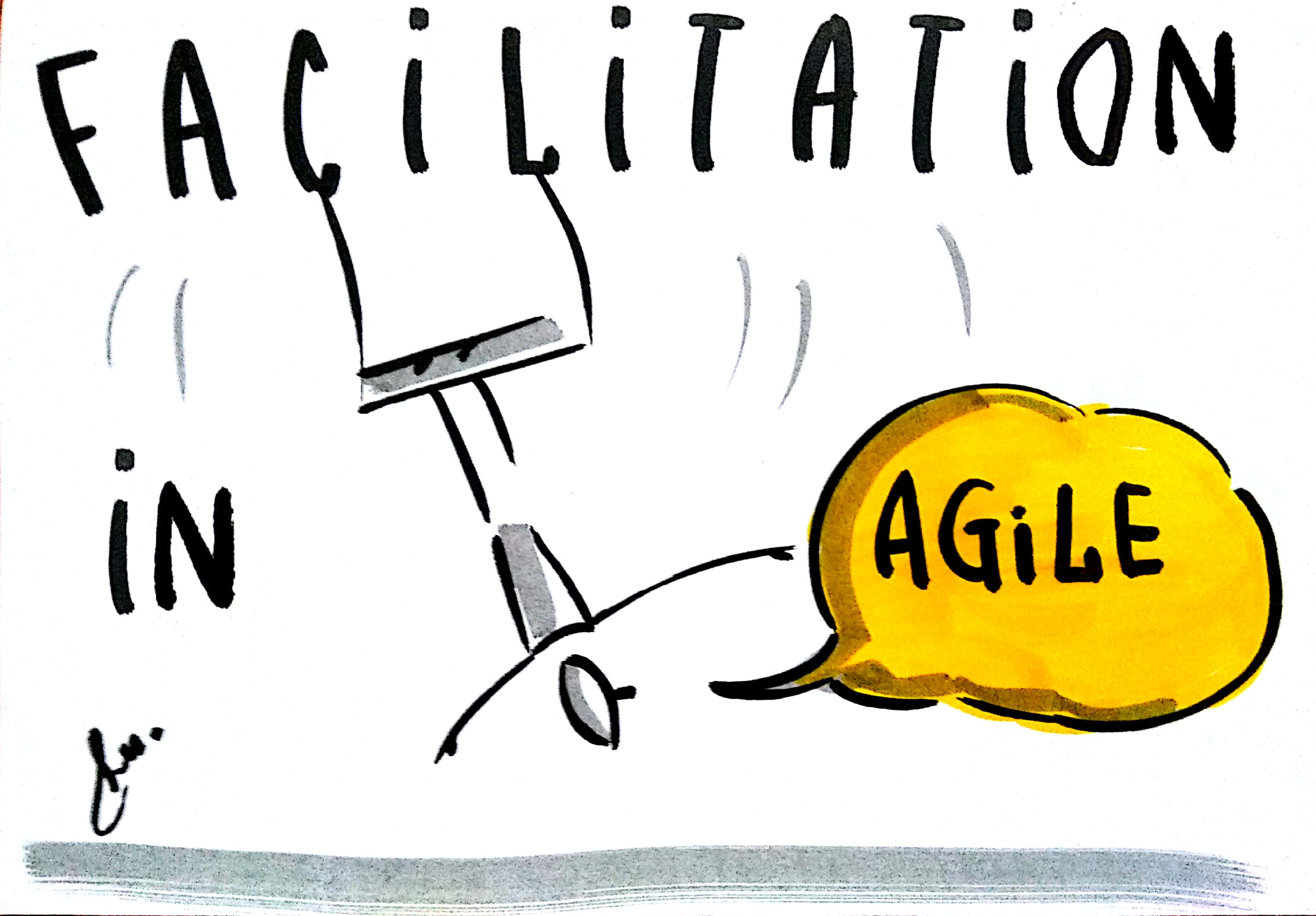 """Agile in Facilitation"" training 28.02-02.03.19"