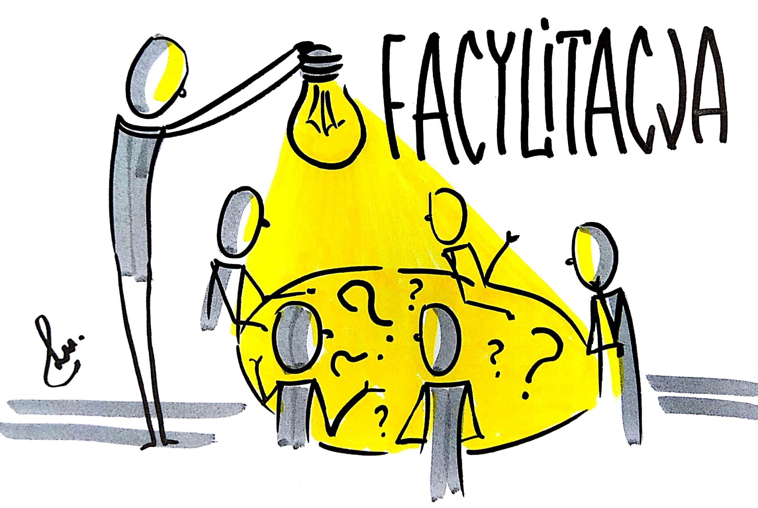 """Warsztaty """"FACYLITACJA SPOTKAŃ"""" 24.01.2020"""