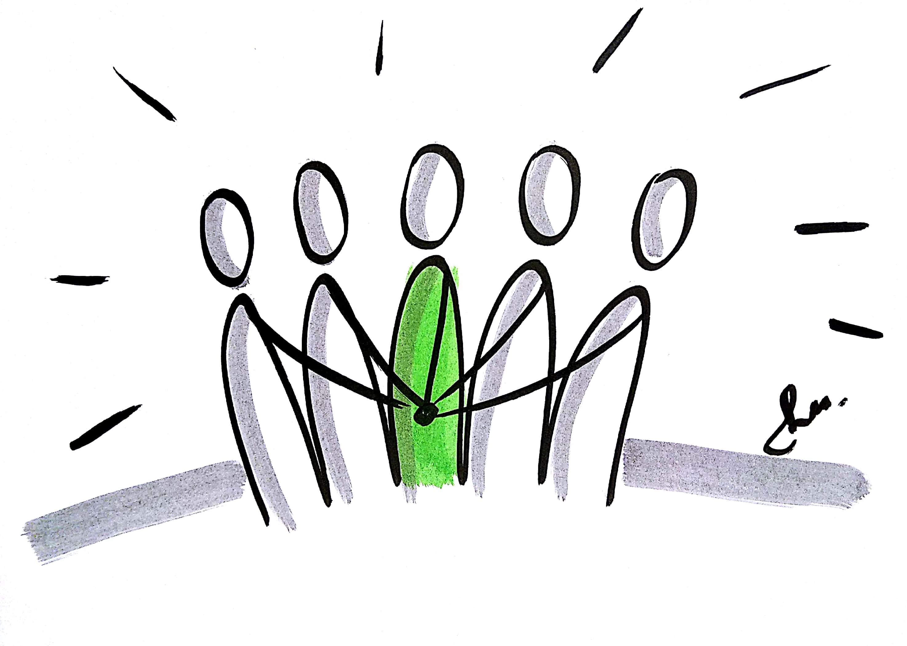 Klarowna rola w zintegrowanym zespole