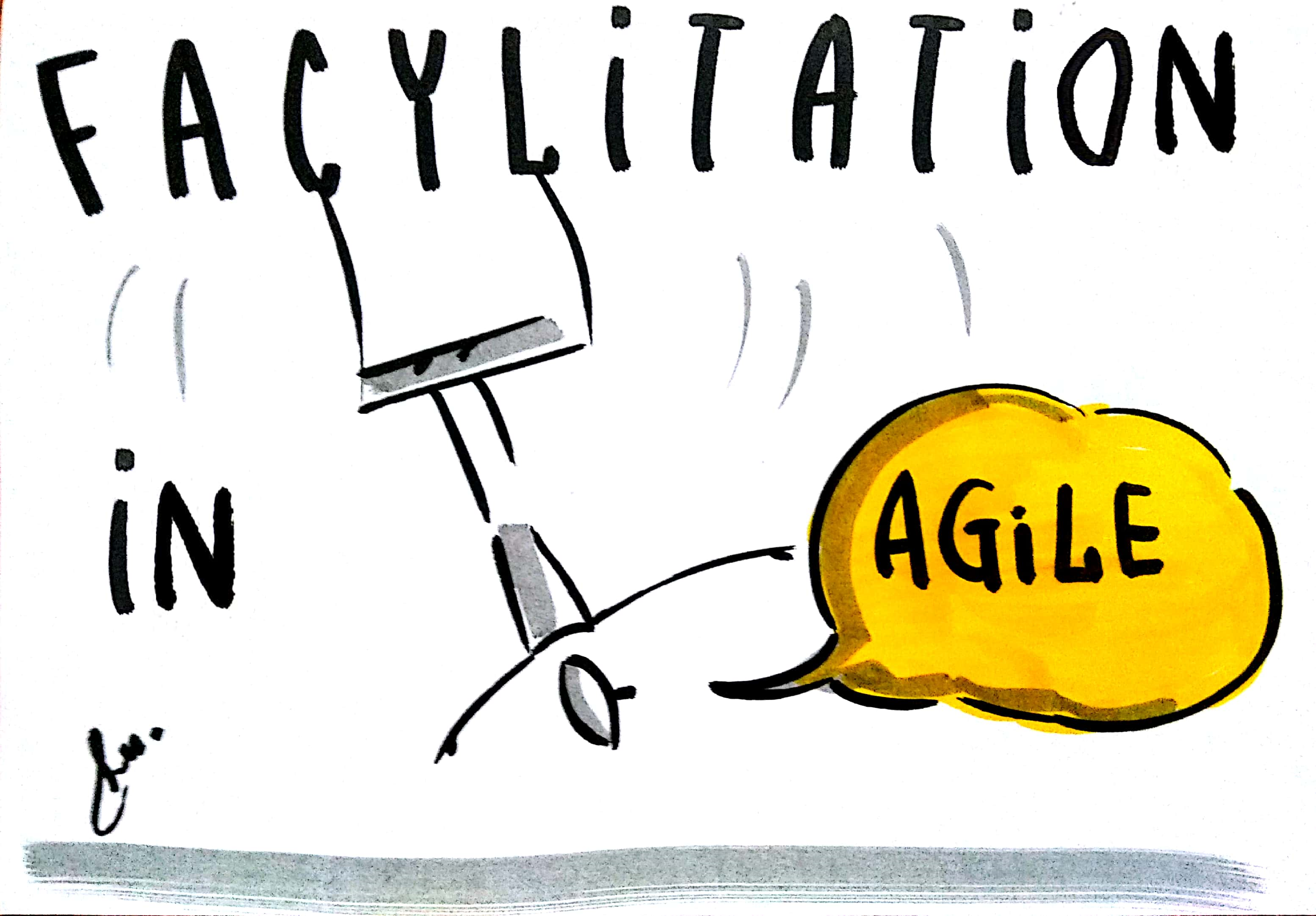 Facilitation in Agile
