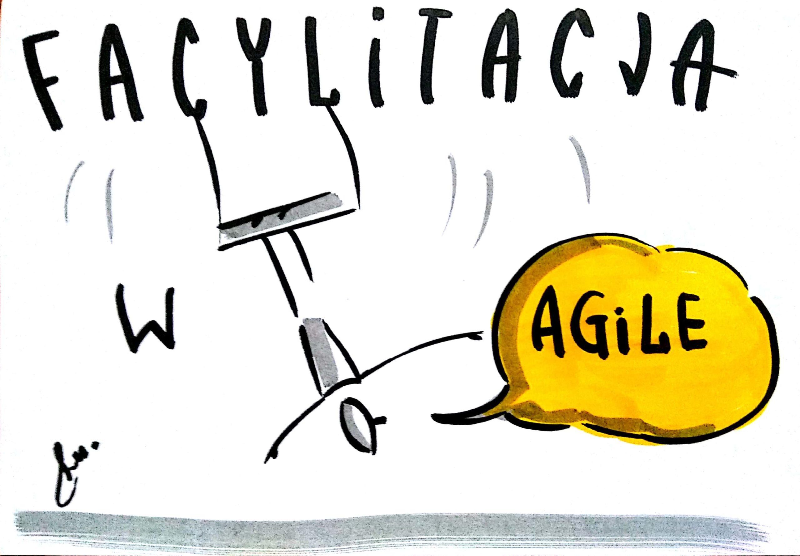 """Warsztaty """"FACYLITACJA W AGILE"""" 26-28.03.2020"""