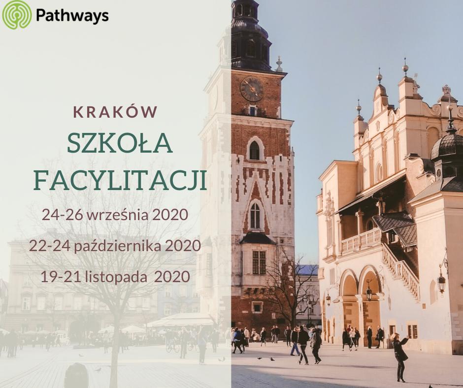 Zapraszamy na jesienną edycję Szkoły Facylitacji Pathways w Krakowie